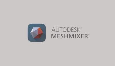 دوره ی آموزشی MeshMixer